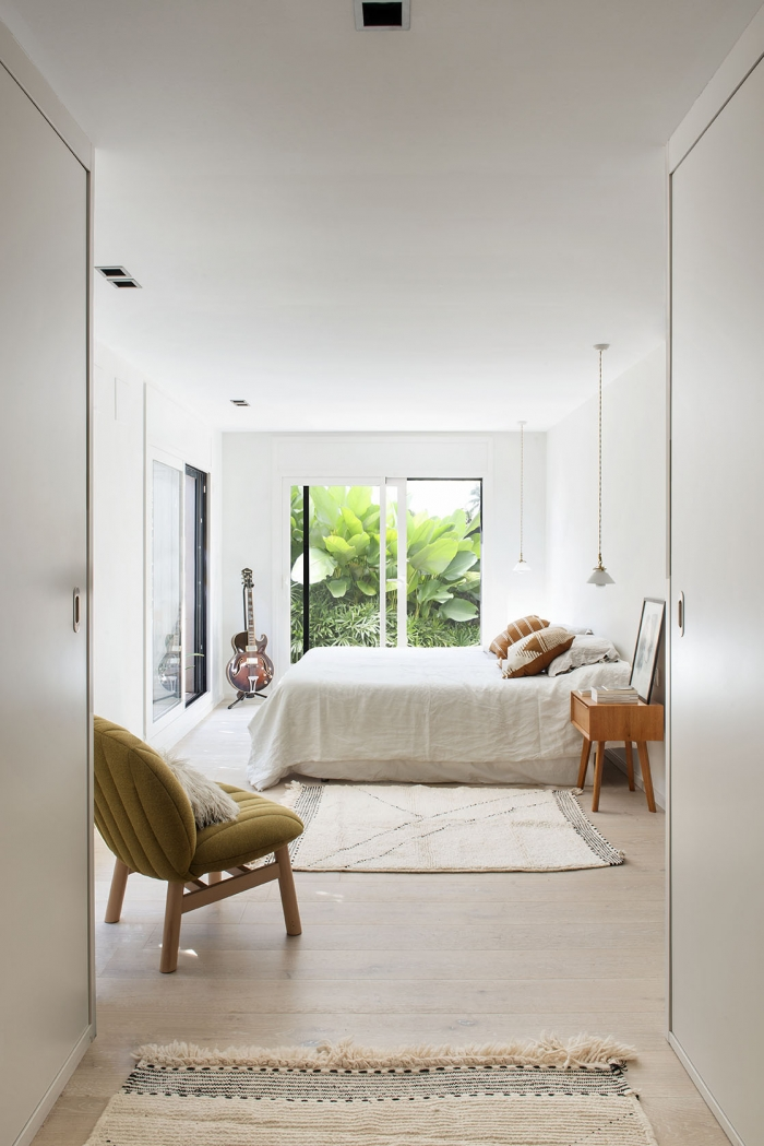 Rehabilitación habitación suite con jardín | The Room Co